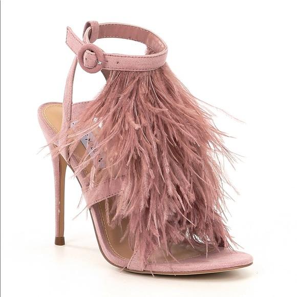 31c40f7cd06 Steve Madden Fefe Blush stilettos. Size 8